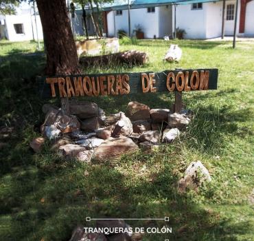 Tranqueras de Colón